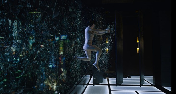 Ghost in the Shell Movie Scarlett Johansson