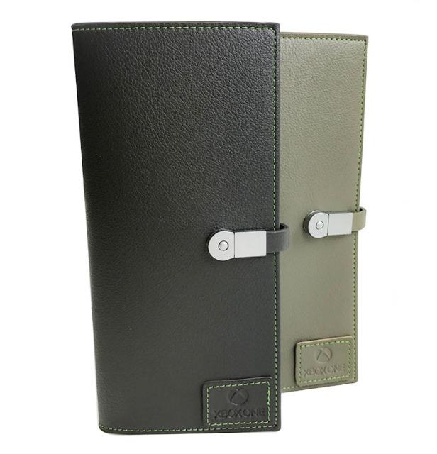 X Box One S 隨賀年優惠附送的 Travel pouch 配隱藏式 16GB USB 扣