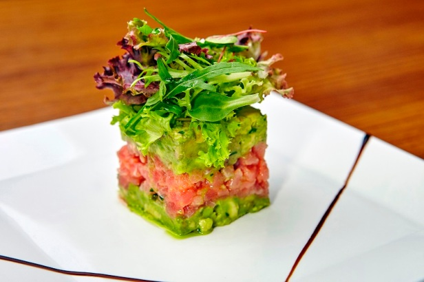 DiVino Patio TUNA TARTARE