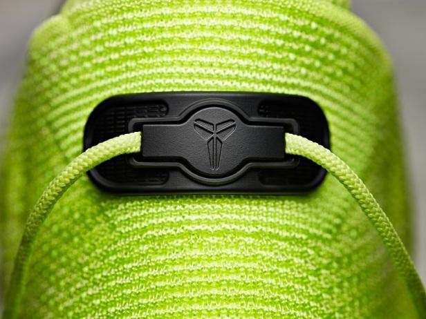 新的鞋帶鎖定系統可根據每隻腳的不同需求收緊。