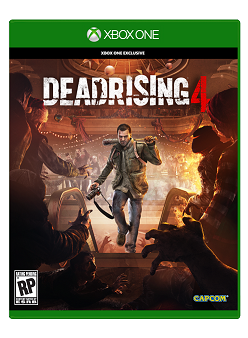 Xbox One S Easter Promo Dead Rising 4