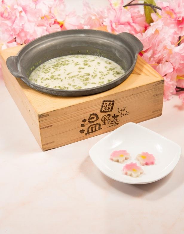 櫻花梅子雞湯