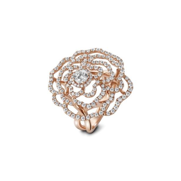 Peonia Diamond 「瑰華系列」戒指